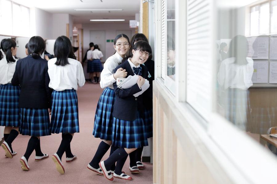 特設ページ】和洋九段女子中学校...